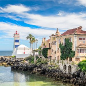 Sintra & Estoril Half day tour