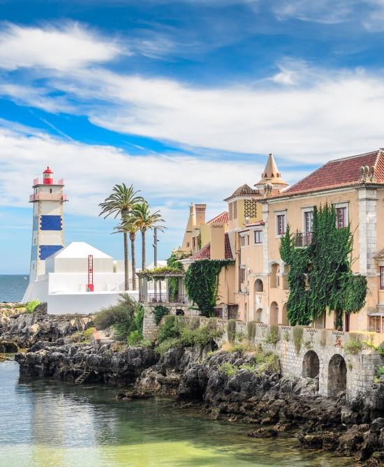 Sintra & Estoril Half day tour